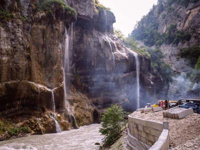Чегемские водопады и природа Кабардино-Балкарии