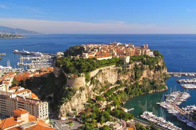Монако - Гламур и роскошь моего Княжества (групповая)