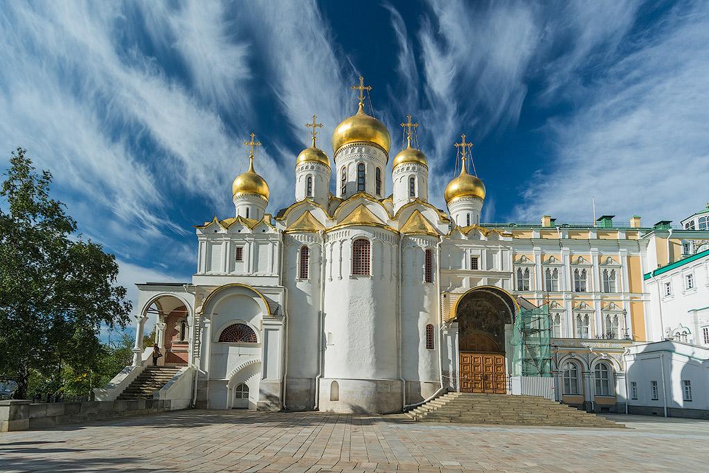 Фотография Благовещенского собора