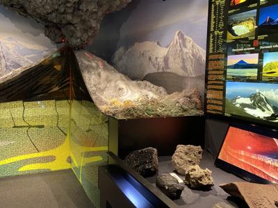 Музей «Вулканариум»
