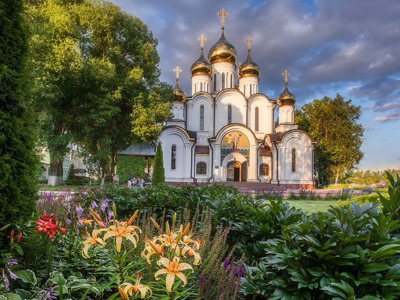 Переславль-Залесский: прогулки скозь века. Сборный пешеходный маршрут