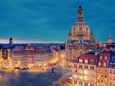 Индивидуальная обзорная экскурсия по Дрездену