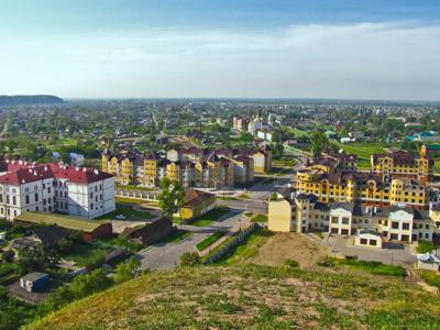 Обзорная по городу Тобольску
