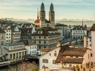Обзорная Экскурсия по Цюриху.