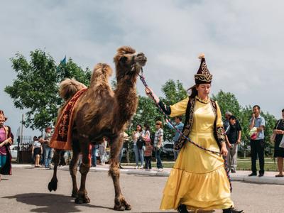 Традиции Курмангазы. Центр казахской культуры