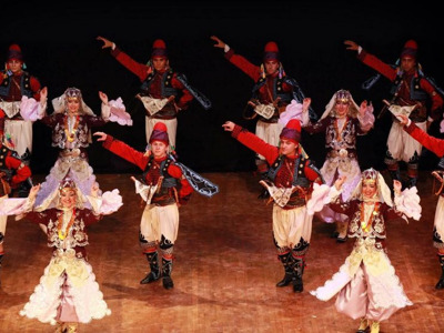 Шоу «Турецкая Ночь» в Мармарисе