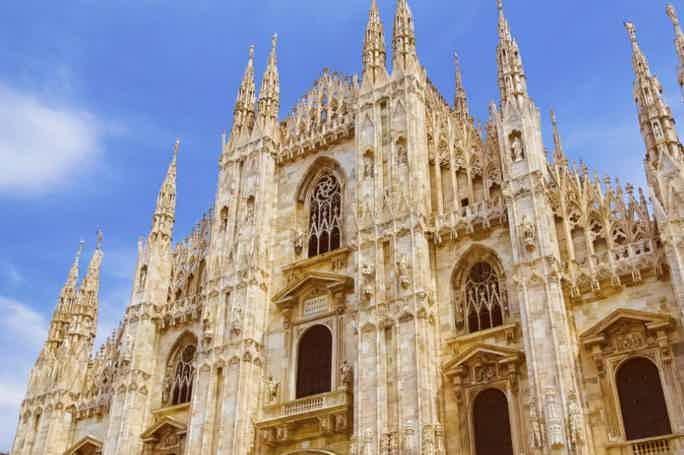 Миланский собор Дуомо: билет с посещением террас