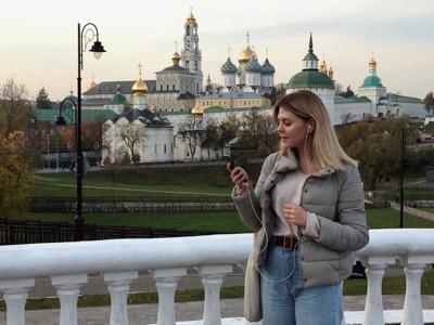 Аудиоэкскурсия с приложением. Сергиев Посад: обзорная прогулка по городу