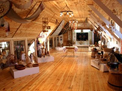 Музейный комплекс Дудутки: забытый мир кузнецов