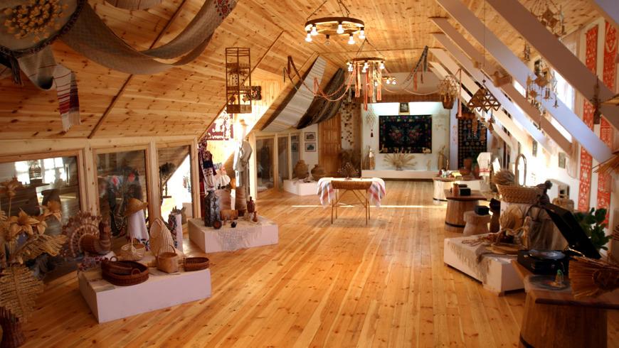 Музейный комплекс Дудутки (выездная экскурсия)