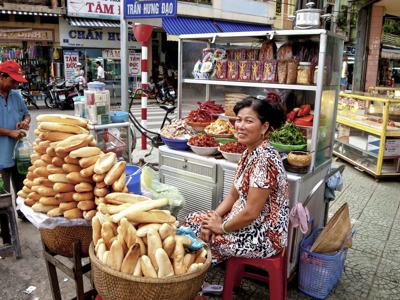 Дегустация вьетнамских блюд в малой группе