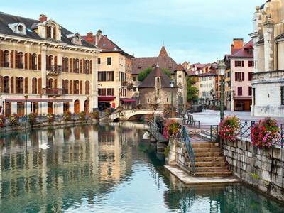 Экскурсия в город Анси из Женевы