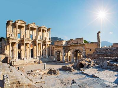 Поездка в культурный Эфес