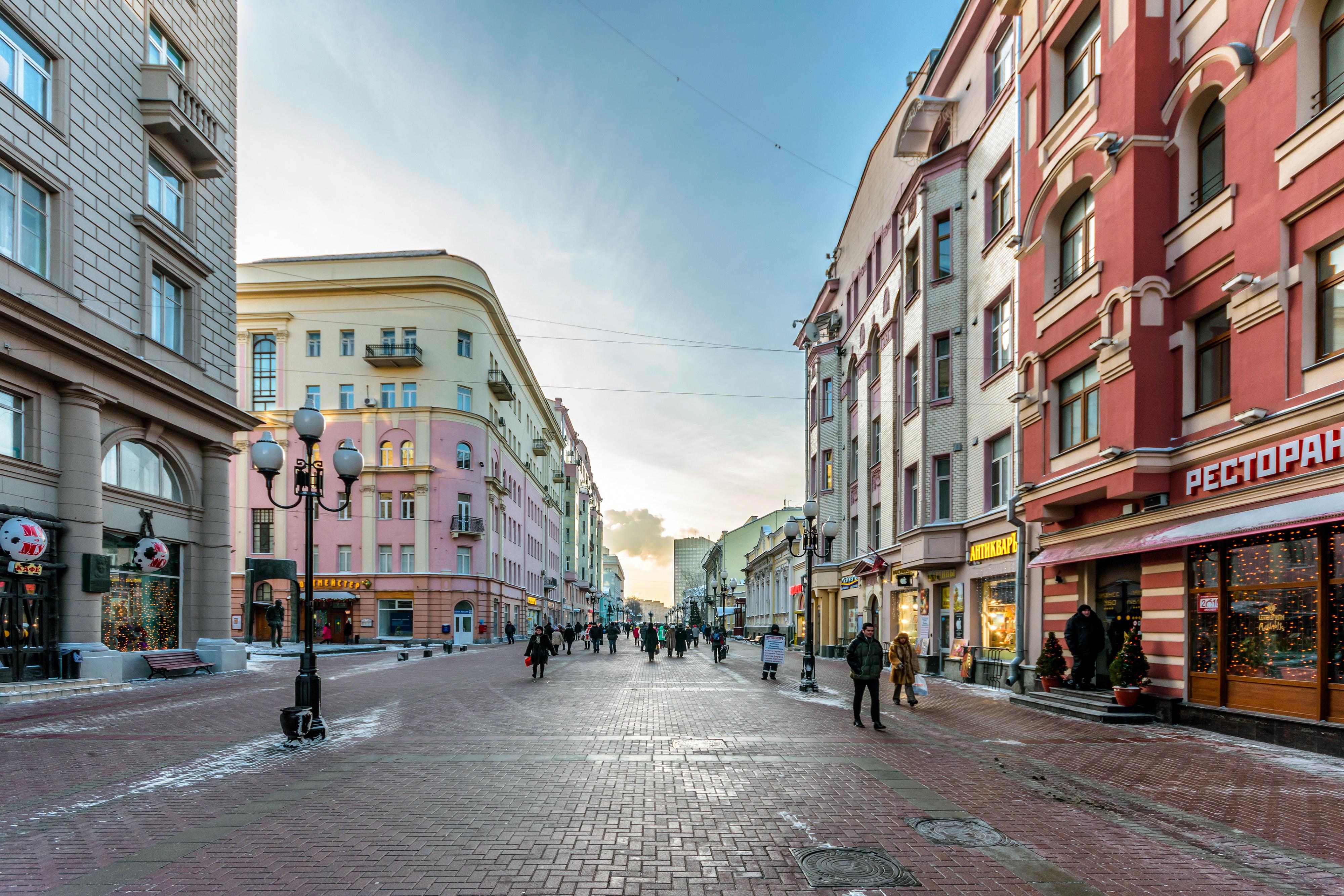 Экскурсии по Арбату в Москве