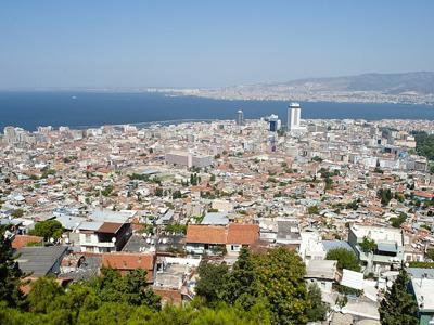 Экскурсия по Измиру