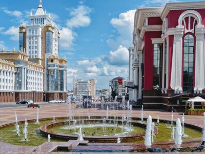 Добро пожаловать в Саранск — столицу Мордовии