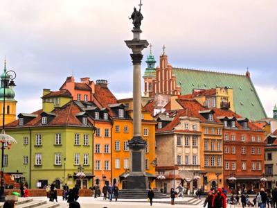 Самое интересное в Варшаве