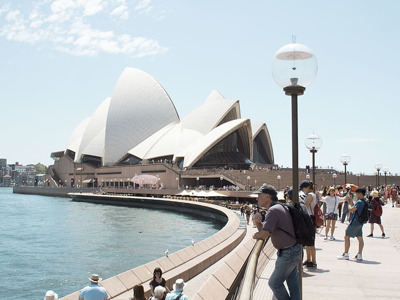 Онлайн-экскурсия «Сидней — город возле бухты»