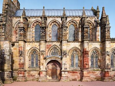 Объединенная экскурсия в Rosslyn, Abbotsford и Glenkinchie