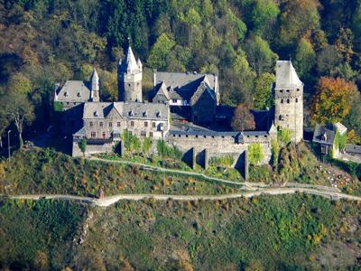 Из Кёльна в Альтену: Замок, пещера и немецкие пионеры