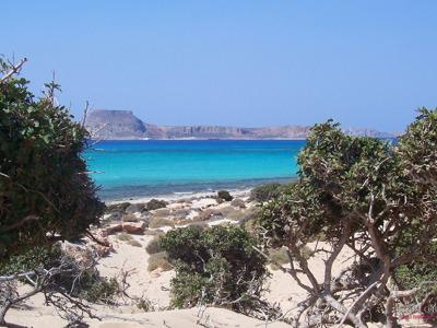 Остров Хриси из района Ираклиона