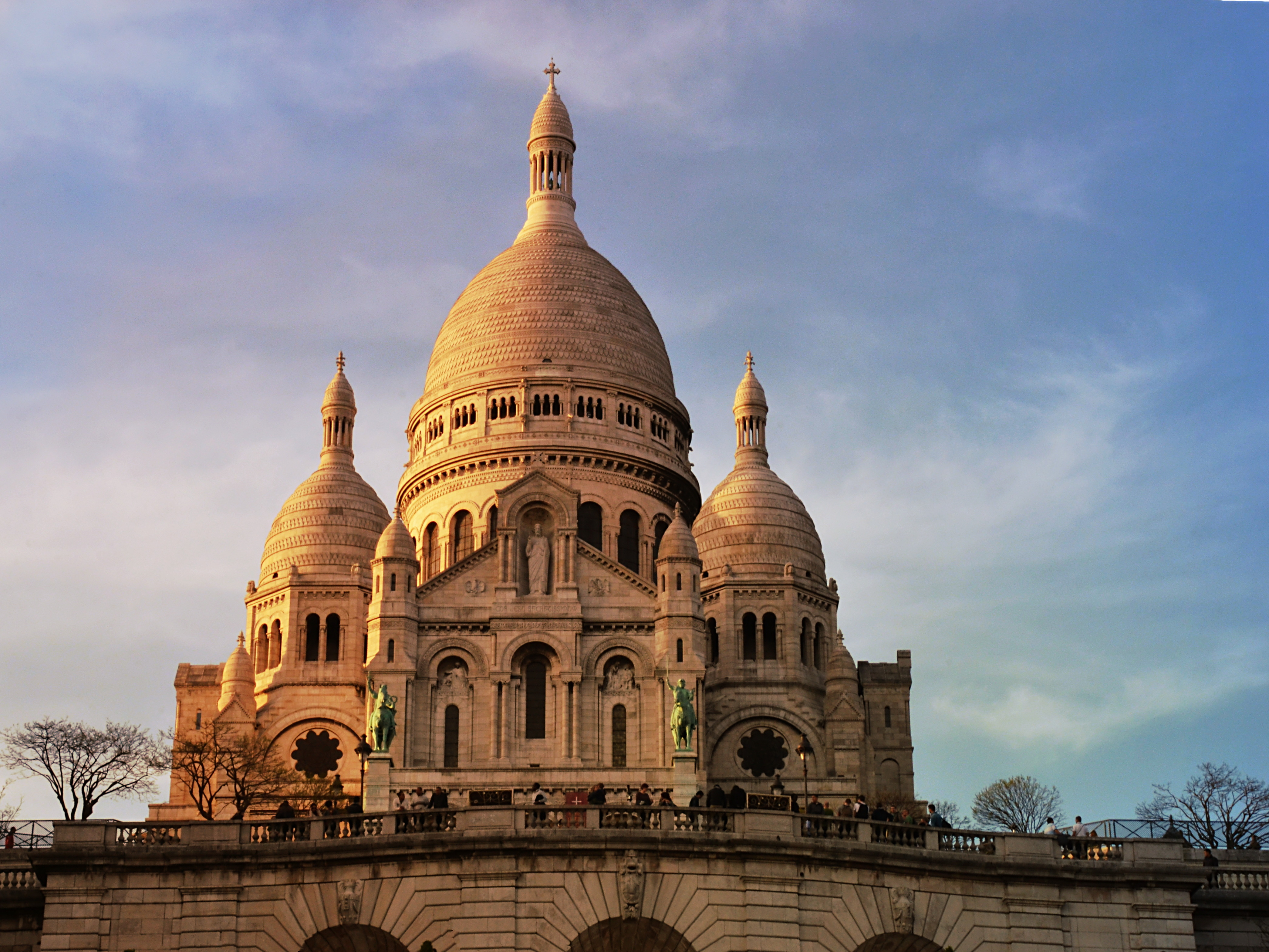 Онлайн-экскурсия «Романтика Парижа. Богемный Монмартр»