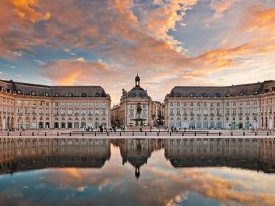 Тур по историческому центру г. Бордо