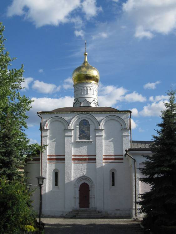 Пешеходная экскурсия «Ново-Симонов и Старый Симонов монастырь»