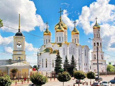 Экскурсия по древнему Брянску – городу на границе трех стран!