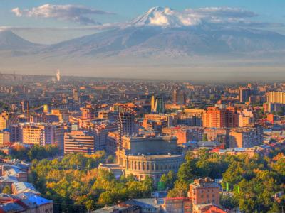 Обзорная экскурсия по Еревану