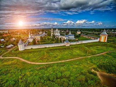 Обзорная экскурсия по Вологде с посещением Спасо-Прилуцкого монастыря