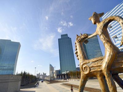 Астана - столица Республики Казахстан
