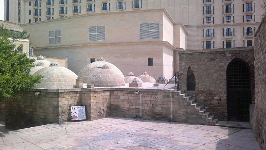 Национальный банный тур «Хаммам -подарок Востока»