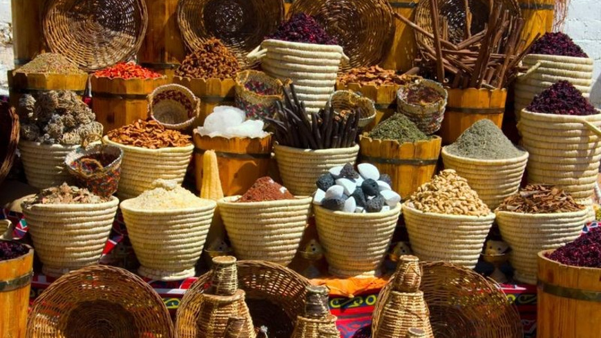 Шопинг тур - Восточные рынки Баку.