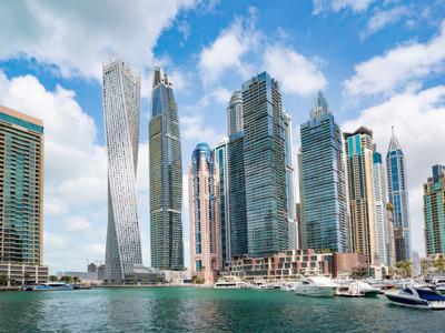 Обзорная экскурсия с круизом по Дубай Марине и просмотром шоу фонтанов