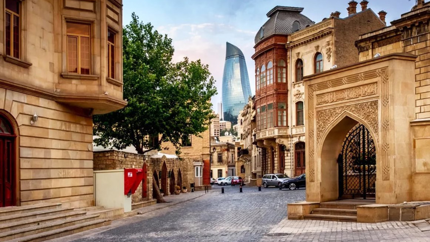 Влюбись в Баку с первого свидания!