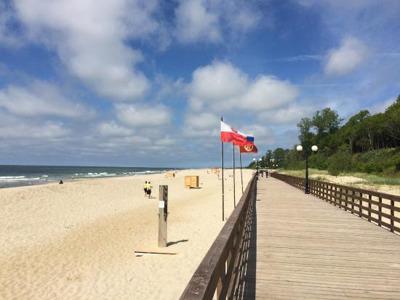 Путешествие  по городам Балтики: Янтарный и Балтийск