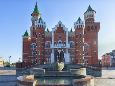 Путешествие из Йошкар-Олы в Царевококшайск