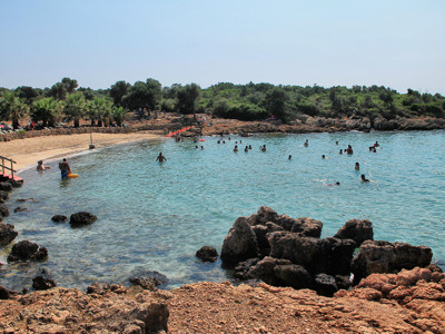 Экскурсия на пляж Клеопатры из Мармариса