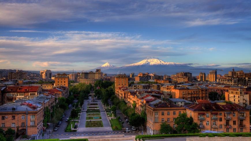 Ереван — любовь с первого взгляда!