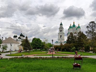 Пешком по Астрахани