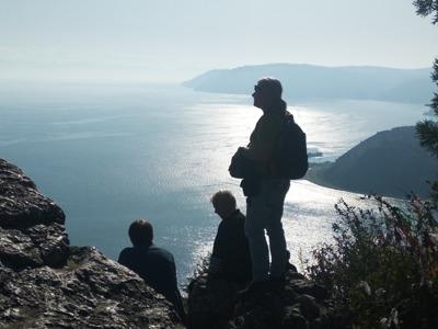 Один незабываемый день на озере Байкал