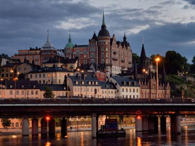 Онлайн-экскурсия: «Стокгольм — загадочные холмы острова Сёдермальм»