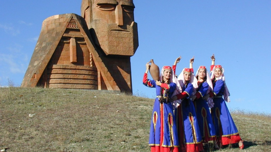 4-дневный экскурсионный тур Ереван — Арцах (Нагорный Карабах)