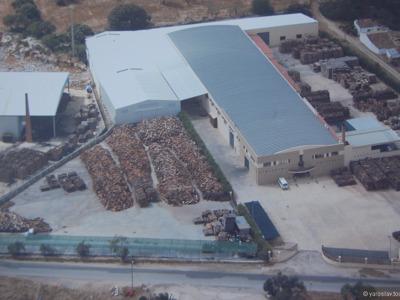 Посещение пробковой фабрики в Сау Браш ды Алпортел.