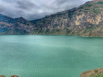 Сулакский каньон и уникальный бархан «Сарыкум»
