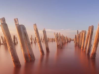Индивидуальный фототур на озеро Сасык-Сиваш — закатная и ночная съёмка