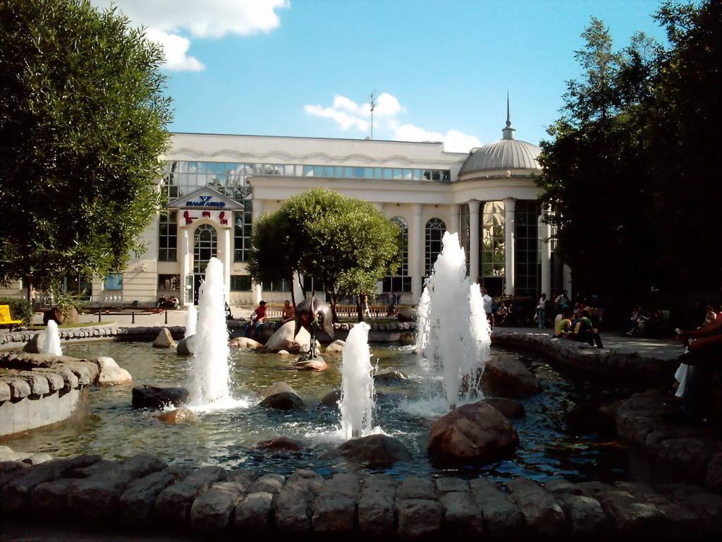 Пешеходная экскурсия «Мясницкая улица: ремесленная, дворянская, купеческая»