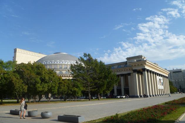 Обзорная экскурсия по историческому центру Новосибирска