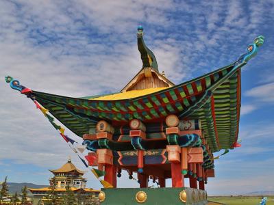 Иволгинский дацан — официальный центр буддизма России